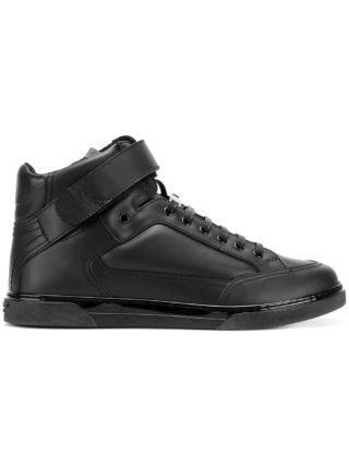 Saint Laurent Joe Spatt sneakers (zwart)