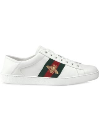 Gucci Ace sneaker - Wit