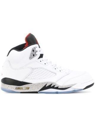 Nike Air Jordan 5 Retro sneakers - Wit