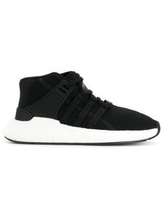 Adidas EQT-ondersteuning sneakers - Zwart