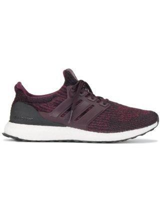 Adidas Burgundy Ultraboost Sneakers - Rood