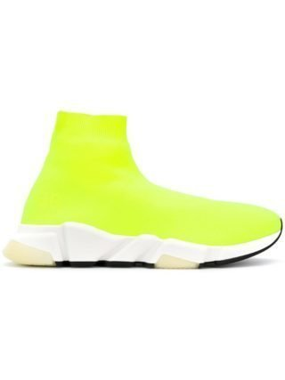 Balenciaga Speed ??Low sneakers (geel)