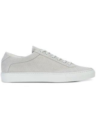Koio sneakers van Capri Perla Canvas (grijs)