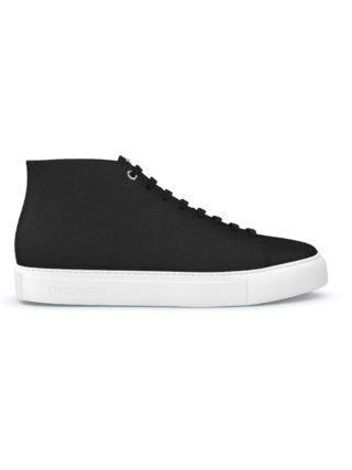 Swear Vyner Hi-top Fast Track Customisation sneakers (zwart)