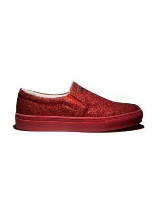 Swear Maddox Fast Track Customisation sneakers (rood)