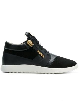 Giuseppe Zanotti Runner sneakers - Zwart