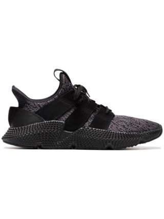 Adidas Black Prophere Lace-Up Sneakers - Zwart