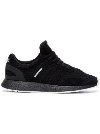 Adidas X Neighborhood black Iniki Boost sneakers - Zwart