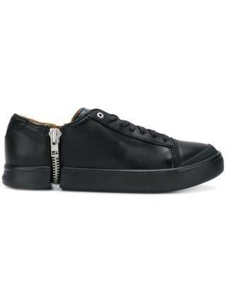 Diesel S-Nentish Lage sneakers - Zwart