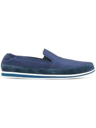 Prada sneakers van Saint Tropez (blauw)