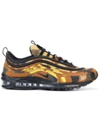 Nike Air Max 97 Premium QS Country Camo sneakers - Bruin