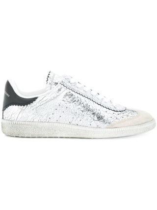 Isabel Marant Bryce sneakers (zilver)