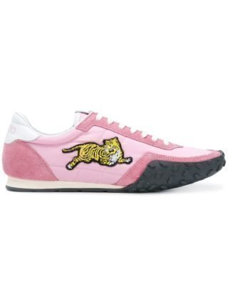 Kenzo tijger met sneakers (roze)
