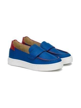 Montelpare Tradition instap schoenen (blauw)