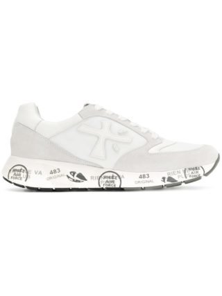 White Premiata Lucy low-top sneakers (wit)
