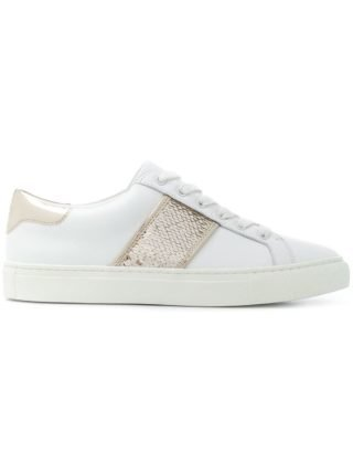 Tory Burch Carter lovertjes sneakers (wit)