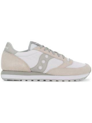 Saucony sneakers van Jazz O (wit)
