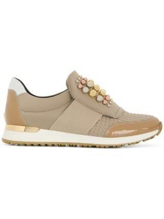 Baldinini versierde slip-on sneakers (Overige kleuren)