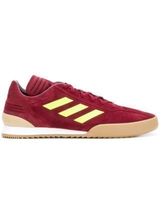 Gosha Rubchinskiy Gosha Rubchinskiy x Adidas zijwaartse sneakers (rood)
