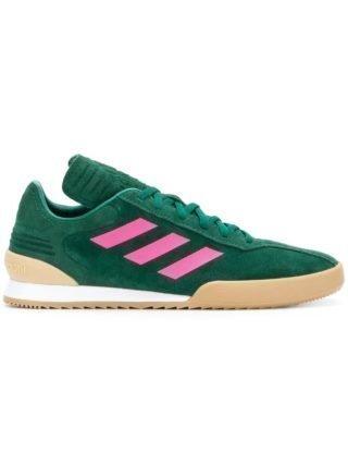 Gosha Rubchinskiy zijstreep sneakers - Groen