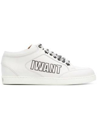 Jimmy Choo Rey sneakers (zwart)