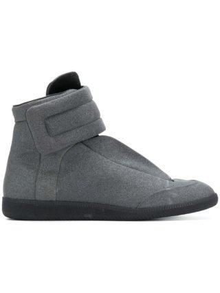 Maison Margiela Toekomstige hi-top sneakers (grijs)