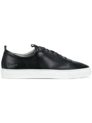 Grenson sneaker 1 lage toppen (zwart)