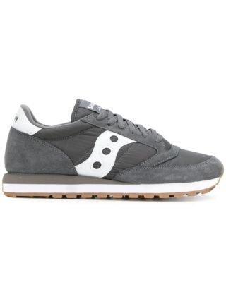Saucony geruite sneakers (grijs)