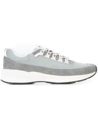 A.P.C. vetersneakers (grijs)
