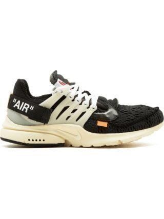 Nike Nike x Off-White The 10: Air Presto - Zwart