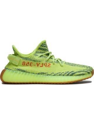 Adidas adidas x Yeezy Boost 350 V2 Semi Frozen Geel - Groen