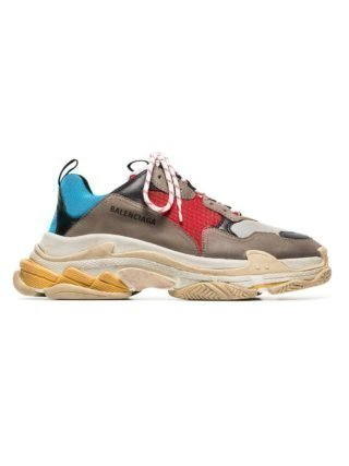 Balenciaga multicoloured Triple S sneaker - 4365 Multicolor