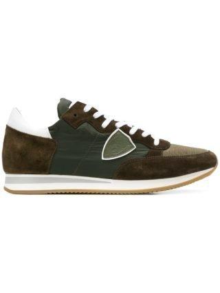 Philippe Model Tropez Basic sneakers - Groen