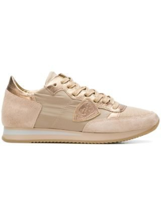 Philippe Model Tropez Basic sneakers - Nude