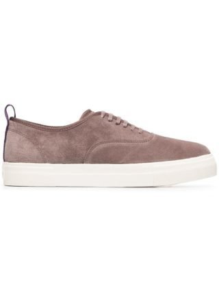 Eytys mother low-top sneakers (bruin)