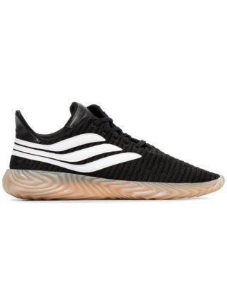 Adidas black sobakov sneakers - Zwart