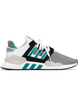 Adidas wit grijze EQT support 91/18 sneakers - Grijs