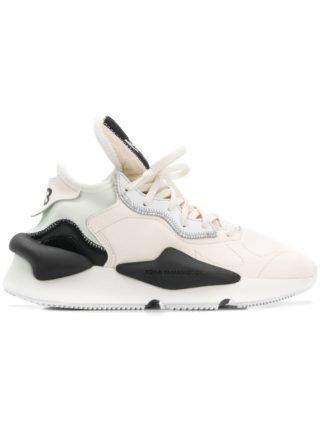 Y-3 Kaiwa sneakers - Wit