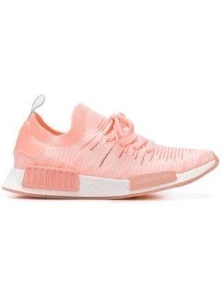 Adidas Adidas Originals NMD_R1 STLT Primeknit sneakers - Geel
