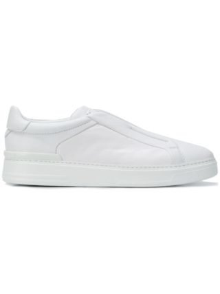Fabi slip on sneakers (wit)