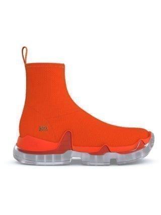 Swear Air Rev. Trigger hi-top sneakers (rood)
