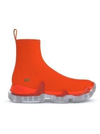 Swear Air Rev. Trigger hi-top sneakers (oranje)