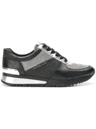 Michael Michael Kors Allie sneakers - 023 Black Silver
