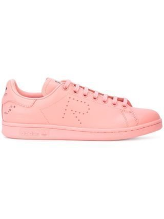 Adidas By Raf Simons X raf simons stan smith gele leren sneakers - Roze