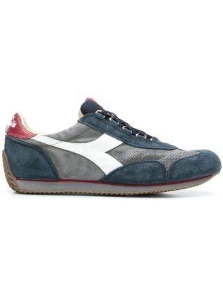 Diadora colourblock sneakers (grijs)