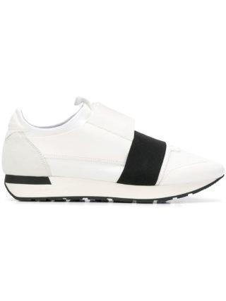 Balenciaga Race sneakers - Wit