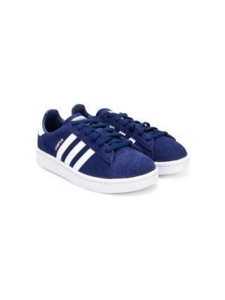 Adidas Kids Campus Schoenen sneakers (blauw)