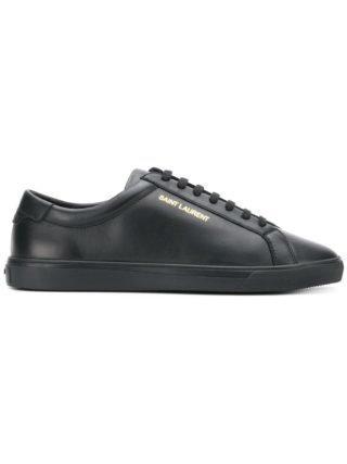 Saint Laurent Andy sneakers (zwart)