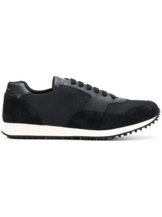 Car Shoe vetersneakers (zwart)