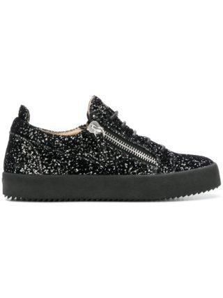 Giuseppe Zanotti Cheryl sneakers (zwart)